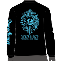 RACCOS BURGER ロングスリーブTシャツ