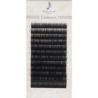 Finest Cashmere Flat Lash D-curl Thickness MIX