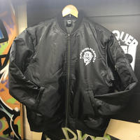 racquerfreaks fligh high jacket    blackXwhite