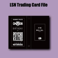 LSN Trading Card File