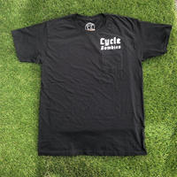 【CYCLE ZOMBIES】BLITZKRIEG Pocket T-SHIRT
