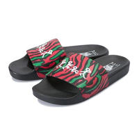 "New Model【VANS】Slide-On ""ATCQ""  color : Black"