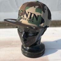 【RONIN】LOGO BASEBALL CAP