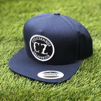 【CYCLE ZOMBIES】CALIFORNIA Premium Twill Snapback Hat