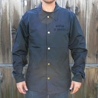 待望の日本上陸!【MADSON OF AMERICA】KEYSTONE COACHES JACKET  color :  Black / Black