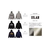 ご予約で送料無料【2020 RADIX ORIGINAL】8.4oz pullover arker US.AR