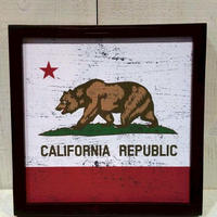 【Sign Frame】California Republic