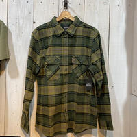 【BRIXTON】BOWERY L/S FLANNEL