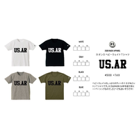 【2020 RADIX ORIGINAL】7.1oz heavy weight TEE