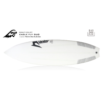 【justice surfboards】duo flex eagle fly sw