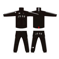 【 JUSTICE】AIR WARM SUIT