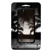 【JUSTICE】iPhone case C design black