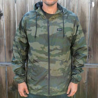 待望の日本上陸!【MADSON OF AMERICA】STAPLE WINDBREAKER   color :  Camo / Camo
