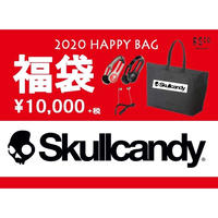 【福袋】【skullcandy】2020 happy bag
