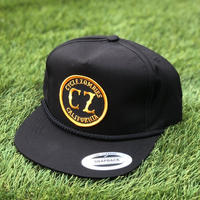 【CYCLE ZOMBIES】CALI ROPE Snapback Hat