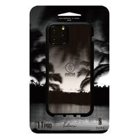 【JUSTICE】iPhone case A design black