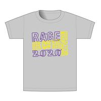 【BEAMSデザイン】RAGE ASIA 2020 オフィシャルTシャツ  NEON GLAY