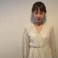 てんてんドットシワカシュワンピース/IVORY