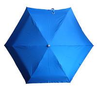 KOROMO ~コロモ~ ブルーの雨傘  折傘  のコピー