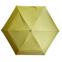 KOROMO ~コロモ~ キイロの雨傘  折傘