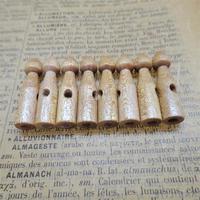 つゆさき#38    木製 きのこ型 ナチュラル