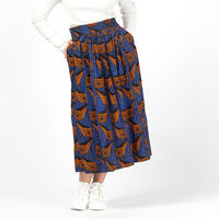 ロングスカート【Orange】