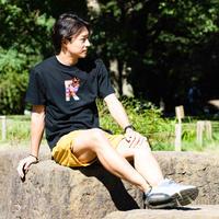 Tシャツ・Black【Twiga / キリン】