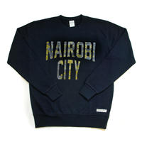 NAIROBI CITY トレーナー【South C/Navy】