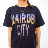 NAIROBI CITY Tシャツ【Kilimani/Black】