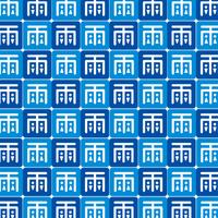 真四角缶バッチB(3.8cm四方)
