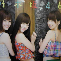 ▼00 ポスター 両面 乃木坂46 B