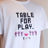 T.LEAGUE × T4 Tシャツ
