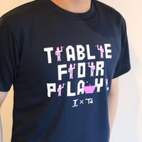 T.LEAGUE × T4 トレーニングTシャツ