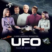 謎の円盤UFO サウンドトラック