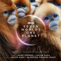 Sale【輸入盤帯付国内仕様】Seven Worlds One Planet  通常:2,000