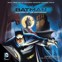 Sale【全世界2000枚限定】バットマン:ミステリー・オブ・ザ・バットウーマン / Lolita Ritmanis  通常¥2,800