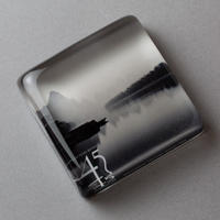 【 A 45 YEAR ODYSSEY  (Paperweight) 】Michael Kenna