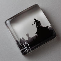 【A 45 YEAR ODYSSEY  (Paperweight) 】Michael Kenna 新商品