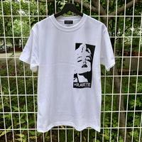 RARETE (ラルテ)  マリリンモンロー ブラック  Tシャツ ホワイト