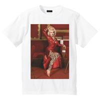 RARETE (ラルテ)    マリリンモンロー Party Dress Tシャツ ホワイト