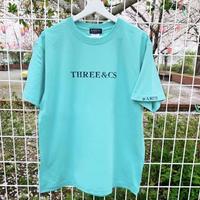 RARETE (ラルテ)  THREE & CS (三密) ビジョナリーミント  Tシャツ