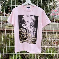 RARETE (ラルテ)  マリリンモンロー モノ ライトピンク Tシャツ