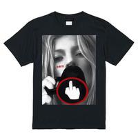 RARETE (ラルテ)    Kate cup Tシャツ  ブラック