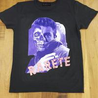 RARETE (ラルテ)  ジェームス・ディーン コラージュ  Tシャツ スミクロ  星柄 star