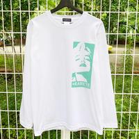 RARETE (ラルテ)  マリリンモンロー ビジョナリーミント  ホワイト  長袖Tシャツ