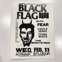 Black Flag Zine by Noah Lyon