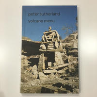 Volcano Menu by Peter Sutherland