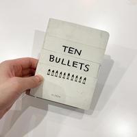 Ten Bullets Zine by Tom Sachs
