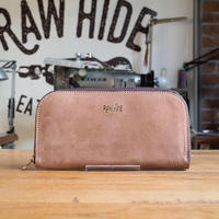 Nubuck Zip wallet RH-NZW700