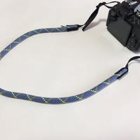 'TOPO DESIGNS' CAMERA STRAP     BLUE